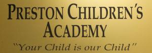 enrollment at preston childrens academy