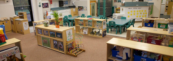 photo gallery of our cary preschool