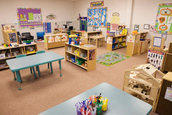 Children academy pre school classroom activities preston - New home design center checklist ...